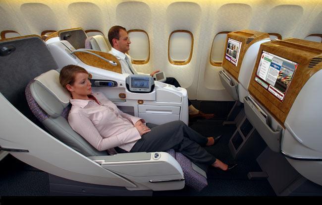Личный опыт и отзывы об авиакомпании Emirates Airline