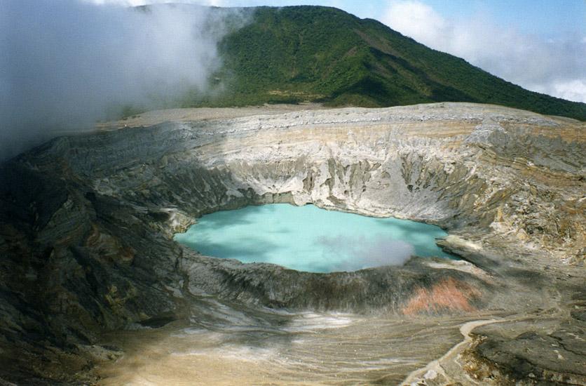 Фото национальный парк вулкан Поас Коста-Рика