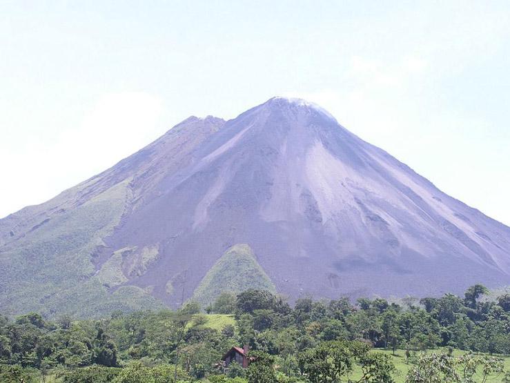 Фото Ареналь Коста-Рика