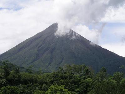 Фото города Ареналь Коста-Рика