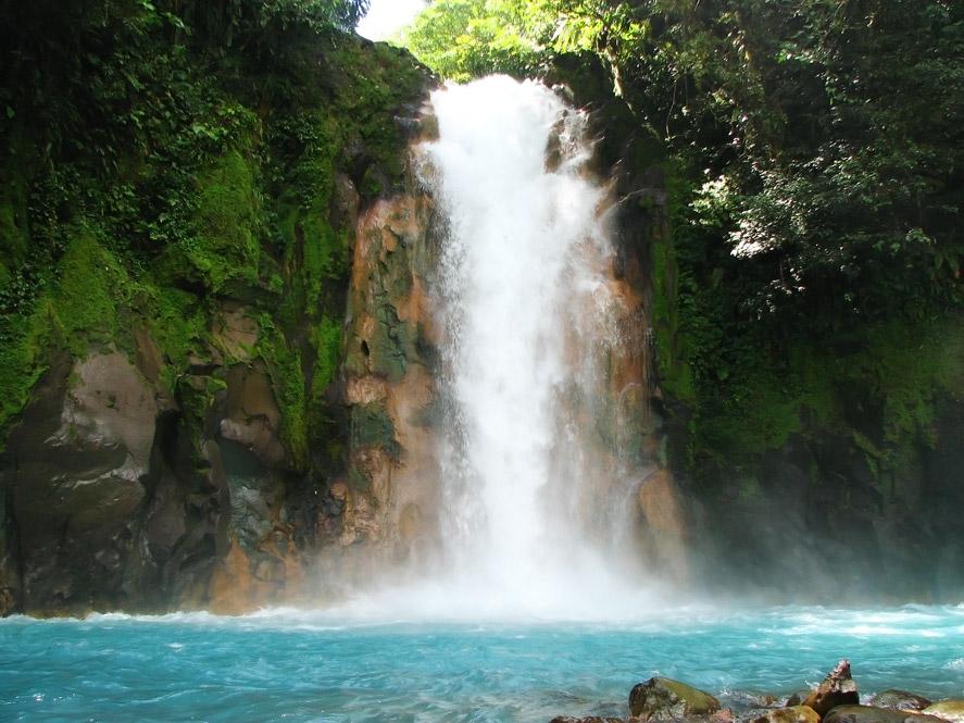 Фото национальный парк Ринкон де ла Виехи Коста-Рика