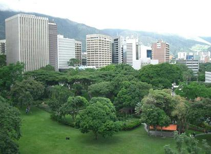 Фото города Каракас Венесуэла