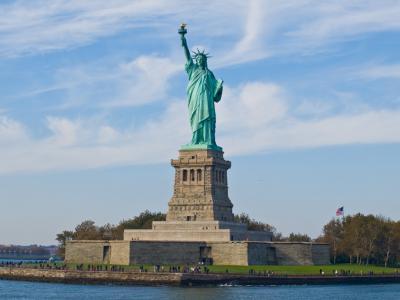 Фото города Нью-Йорк США