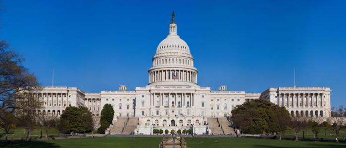 Фото города Вашингтон США - Капитолий
