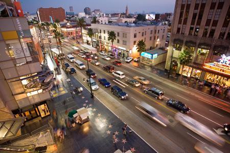 Фото города Лос-Анджелес США