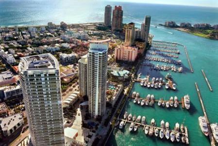 Фото города Майами США