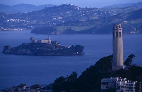 Фото города Сан-Франциско США