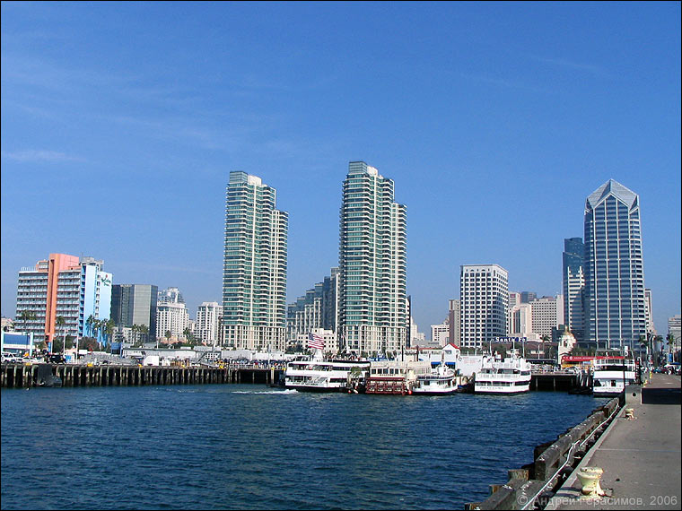 Фото Сан-Диего США