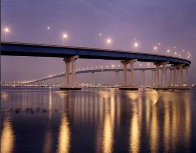Фото города Сан-Диего США