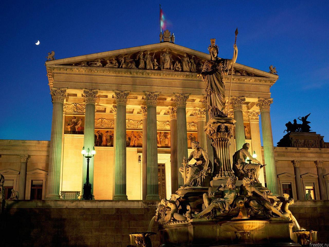Фото Вена Австрия