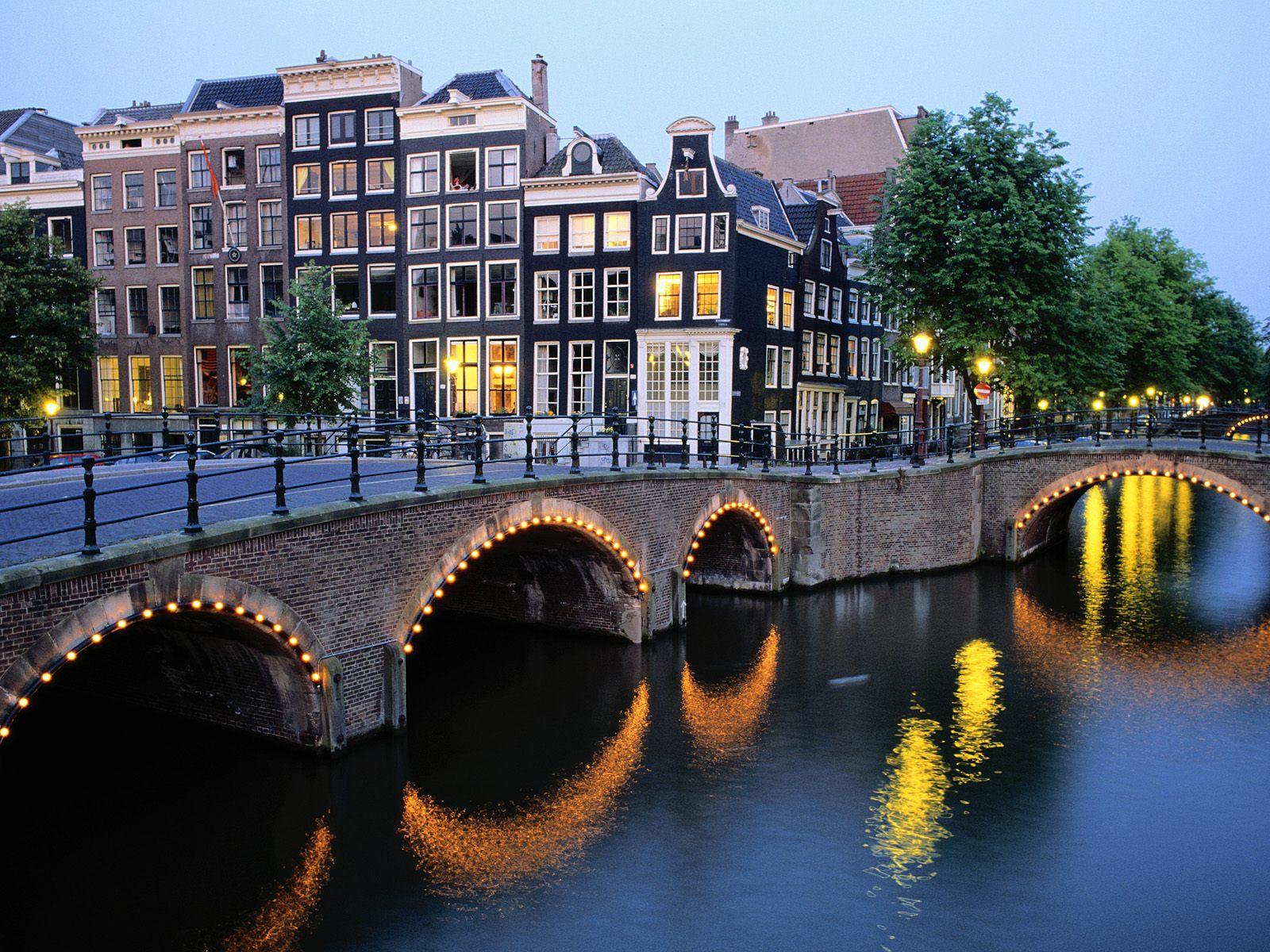 Фото Амстердам Голландия