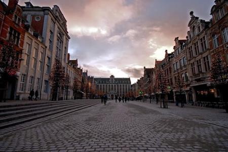 Фото города Левен Бельгия - Левен