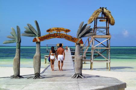 Фото курорта Хардинэс дель Рэй. Кайо Коко и Кайо Гильермо Куба