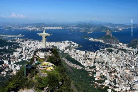 Фото города Рио-де-Жанейро Бразилия