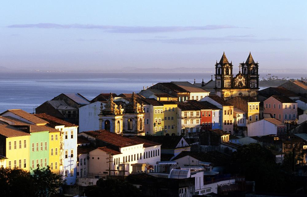 Фото Салвадор Бразилия