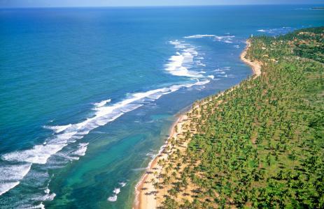 Фото курорта Коста де Сауипе Бразилия