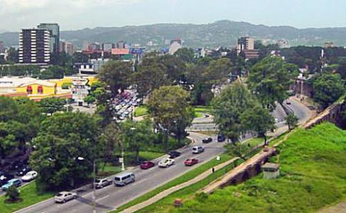 Фото города Гватемала Сити Гватемала