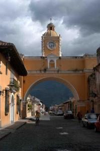 Фото города Антигуа Гватемала