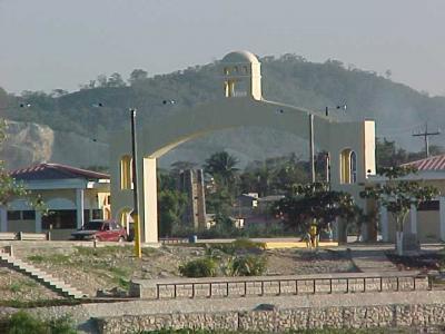 Фото города Флорес Гватемала