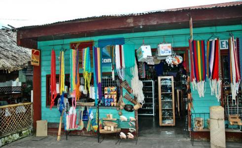 Фото города Ливингстон Гватемала