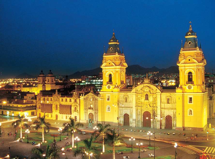 Фото Лима Перу