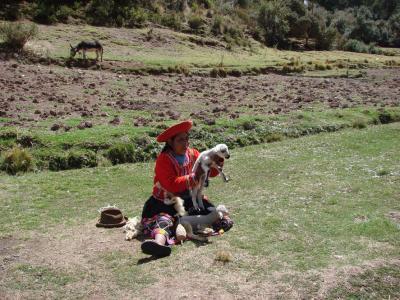 Фото города Куско Перу