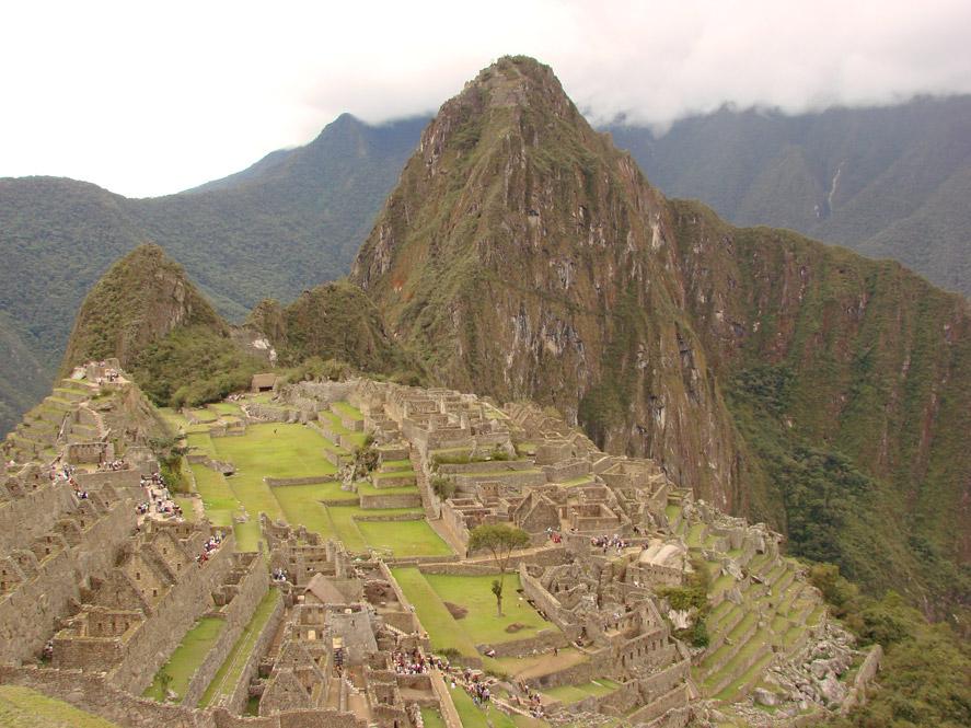 Фото Мачу Пикчу Перу