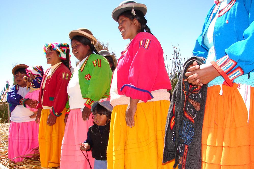 Фото Пуно, оз. Титикака Перу