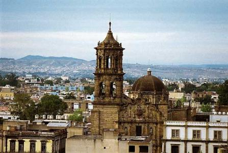 Фото города Гвадалахара Мексика