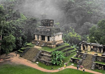 Фото города Паленке Мексика - фото Паленке Мексика отзывы Эс Ай Турс энд Тревел