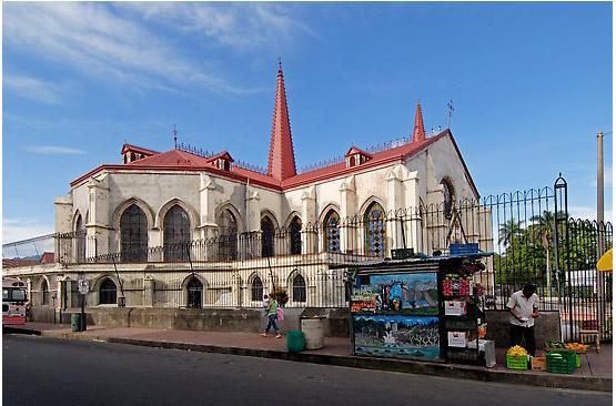 Фото Сан-Хосе Коста-Рика