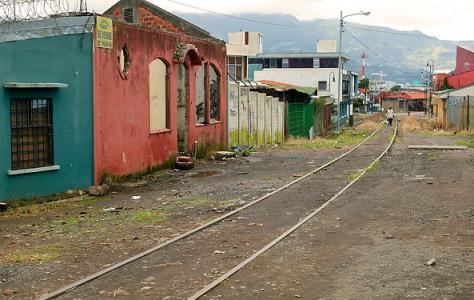 Фото города Сан-Хосе Коста-Рика