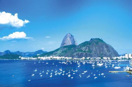 Фото страны Бразилия - Сахарная голова