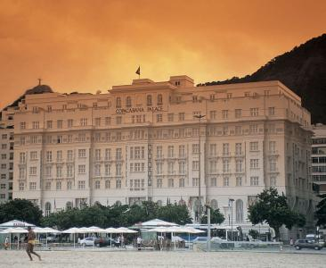 Фото Copacabana Palace Бразилия