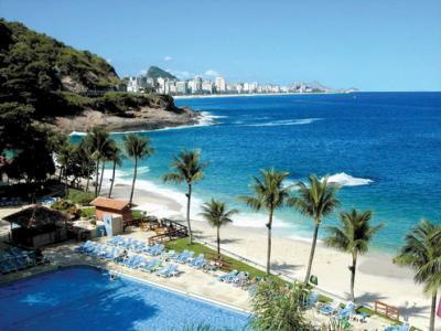 Фото отеля Sheraton Rio Hotel & Towers Рио-де-Жанейро Бразилия - фото Sheraton Rio Hotel & Towers Рио-де-Жанейро Бразилия Эс ай Турс энд Трэвел