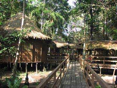 Фото Acajatuba Jungle Lodge Бразилия