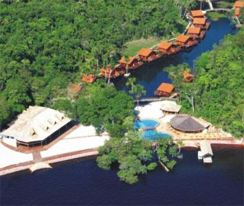 Фото Tiwa Amazonas Ecoresort Бразилия