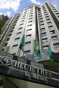 Фото Blue Tree St. Michel Curitiba Бразилия