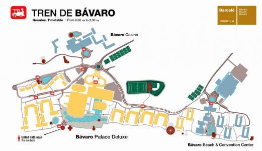 Фото отеля Barcelo Bavaro Palace Deluxe Пунта Кана Доминикана - Barcelo Bavaro Palace Deluxe