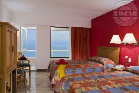 Фото отеля Oasis Viva Beach Канкун Мексика - фото Мексика отель Oasis Viva Beach