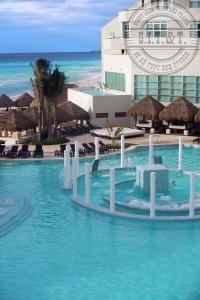 Фото отеля ME Cancun Канкун Мексика - фото Мексика отель Me Cancun