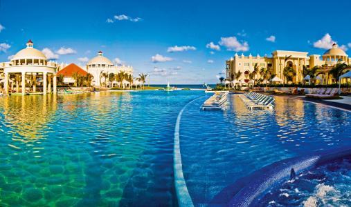 Фото отеля Iberostar Grand Hotel Paraiso Ривьера Майя Мексика - фото Iberostar Grand Hotel Paraiso Ривьера Майя Мексика Эс Ай Турс энд Трэвел