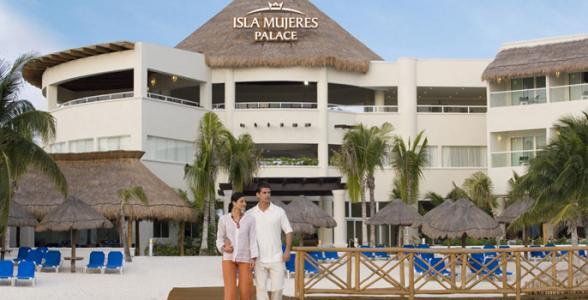 Фото Isla Mujeres Palace Мексика