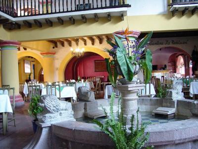 Фото отеля Hotel de la Borda Таско Мексика - фото Hotel de la Borda Такско Мексика Эс ай Турс энд Трэвел