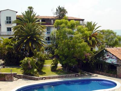 Фото Hotel de la Borda Мексика