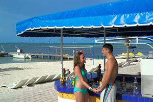 Фото отеля Aquamarina  Beach Resort Канкун Мексика - Отель Aquamarina Beach