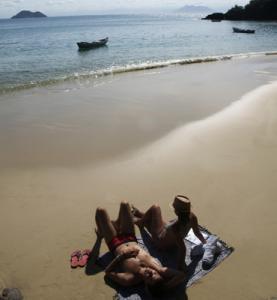 Фото отеля La Chimere Pousada Бузиус Бразилия
