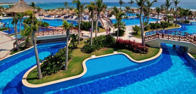 Фото отеля Gran Bahia Principe Acumal Ривьера Майя Мексика