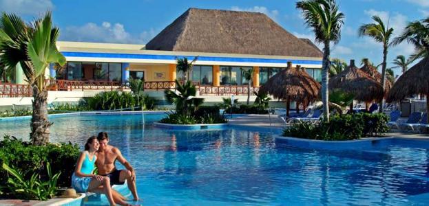Фото отеля Gran Bahia Principe Tulum Ривьера Майя Мексика
