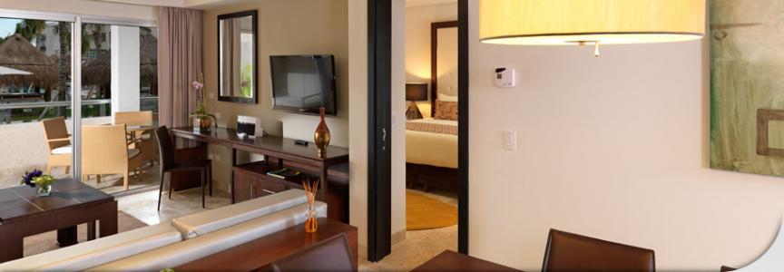 Фото отеля Paradisus La Perla Ривьера Майя Мексика